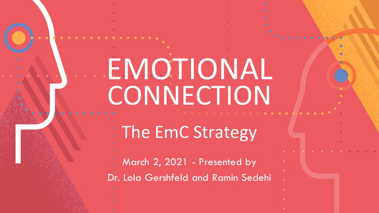 Engage in Emotional Connection So Your Team Can Thrive Webinar